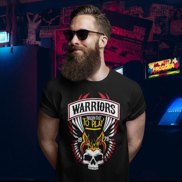 Warriors Come Out to Play Tee