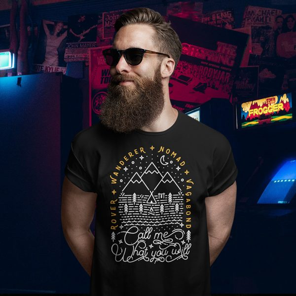 Wherever I May Roam Metallica T-Shirt