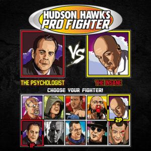 Bruce Willis Pro Fighter - Sixth Sense vs Twelve Monkeys