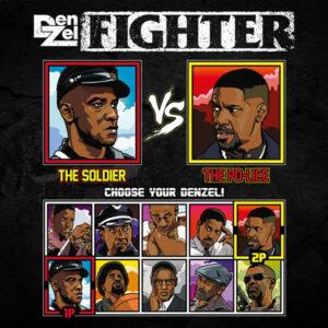 Denzel Washington Fighter - Glory vs Training Day