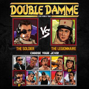 Double Damme JCVD - Universal Soldier vs Legionnaire
