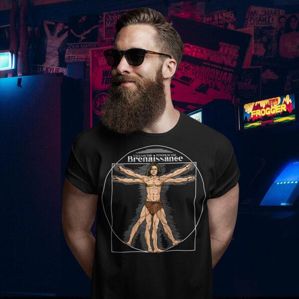 Brenaissance Brendan Fraser T-Shirt