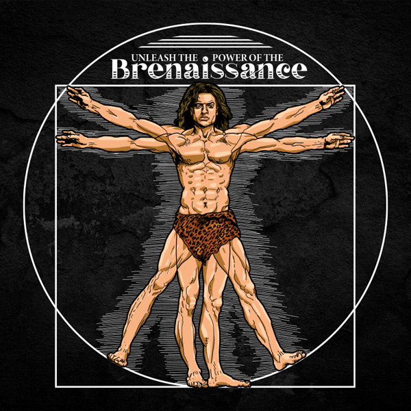 Brenaissance Brendan Fraser