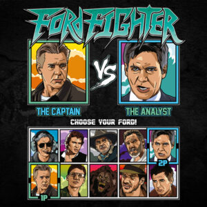 Harrison Ford Fighter - K19 Widowmaker vs Patriot Games