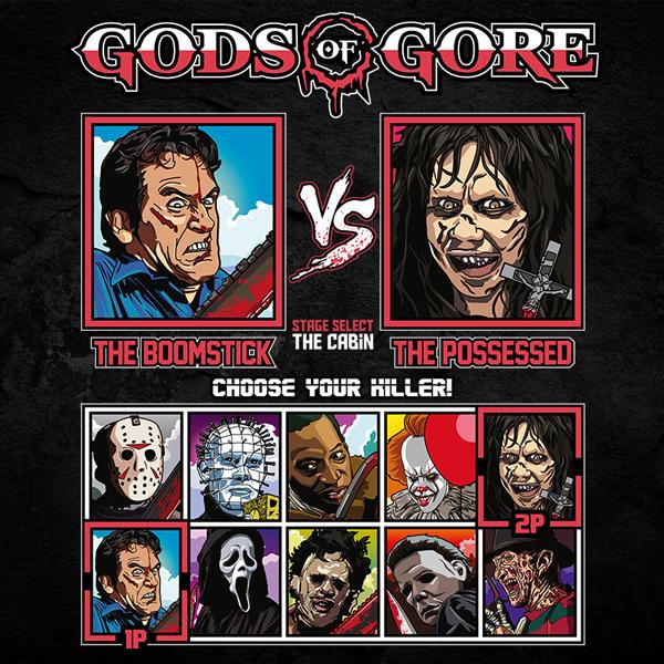 Gods of Gore - Evil Dead vs Exorcist