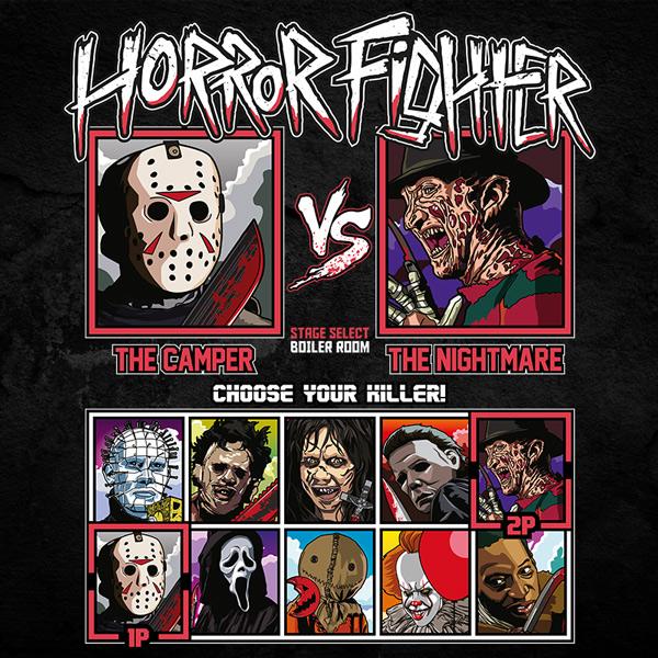Horror Fighter - Friday 13th vs Nightmare on Elmstreet