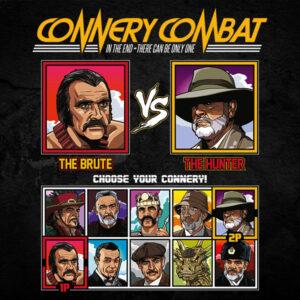 Sean Connery Combat - Zardoz vs League of Extraodinary Gentlemen