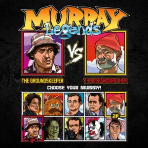 Bill Murray - Caddyshack vs Life Aquatic
