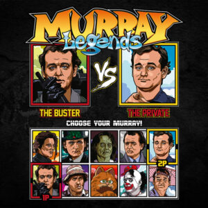 Bill Murray - Ghostbusters vs Stripes