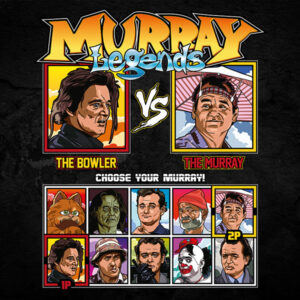 Bill Murray - Kingpin vs Space Jam