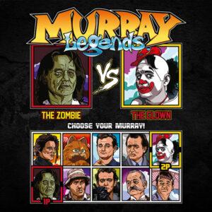 Bill Murray - Zombieland vs Quick Change