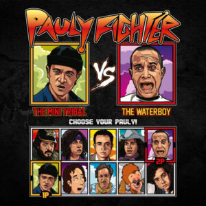 Pauly Shore Fighter - Biodome vs In the Army Now