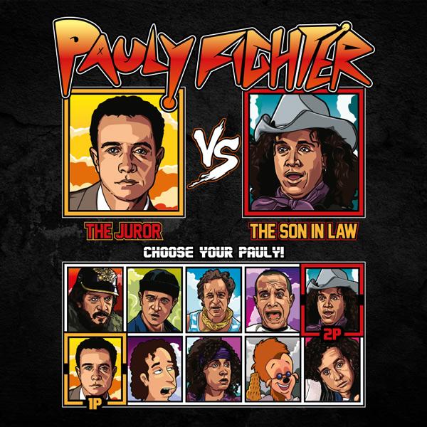 Pauly Shore Fighter - Jury Duty vs Son in Law