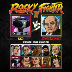 Rocky 4 Fighter - SICO vs Paulie