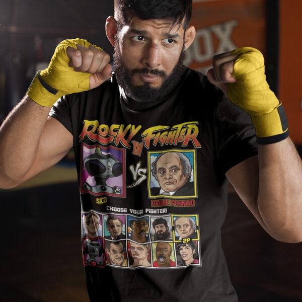 Rocky 4 Fighter - SICO vs Paulie Tee