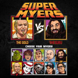 Super Mike Myers - Goldmember vs Love Guru