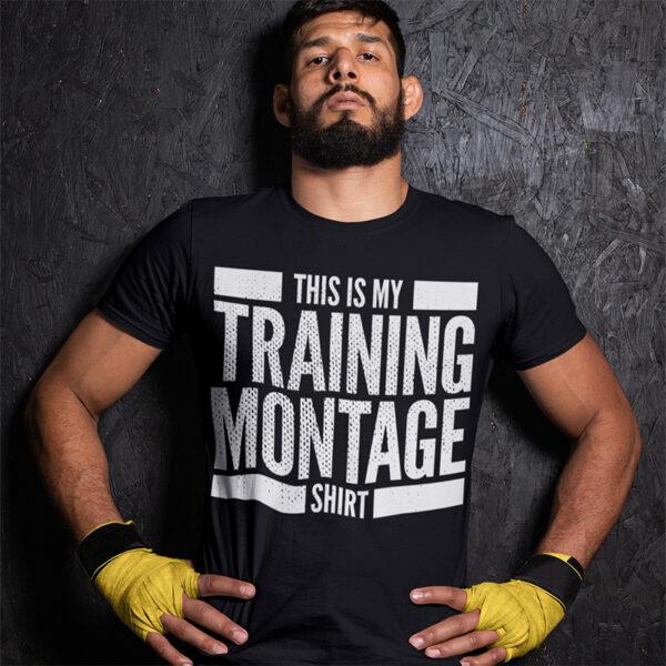 Rocky Training Montage Tee