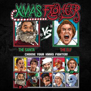 Xmas Fighter - Christmas Chronicles vs Elf