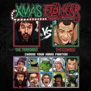Xmas Fighter - Die Hard Christmas