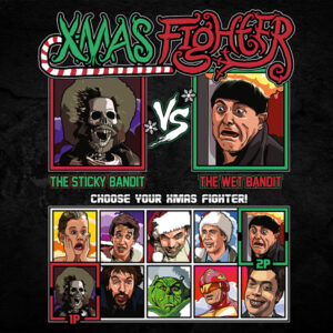Xmas Fighter - Home Alone 2 Bandits