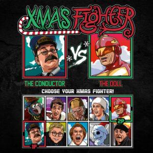 Xmas Fighter - Polar Express vs Jingle All The Way