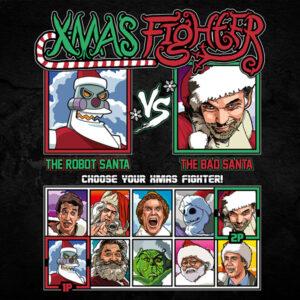 Xmas Fighter - Robot Santa vs Bad Santa