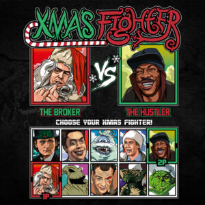 Xmas Fighter - Trading Places